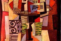 1900s-1920s | cubism / 1900年代〜1920年代 | キュビズム