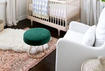 Nursery/Kids Room Inspiration