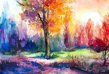アート | 水彩画 / art | watercolor