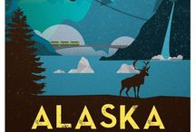 TRAVEL POSTERS//