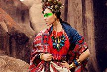 ファッション | フォークロア / fashion | folklore style