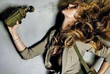 ファッション | ミリタリー / fashion | military style