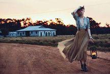ファッション | ウエスタン / fashion | western style