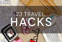 The ultimate travel hacks