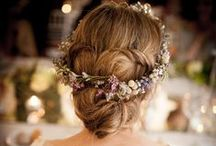 Wedding Hair / Great Bridal Hair Ideas for Your Perfect Wedding-Day Hair | Get Hair Inspiration for Your Big Day