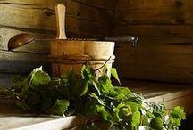 Saunapäivä / Me suomalaiset rakastamme saunaa. Jo pienillä päivityksillä saat uuden ilmeen saunaasi tai suihkutilaasi. Voit myös rentoutua vaikkapa yhdessä ystävien kanssa hotelliemme tilaussaunoissa.