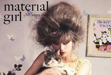 ファッション | マテリアル・ガール / fashion | material girl magazine