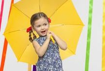 April Showers / Floral dresses make Spring more fun!  Baby CZ carries clothing for infants, toddlers, and girls and boys.  Shop our favorite floral pieces before they're gone! #spring2016 #girlsdresses #kidsfashion