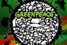 GreenPeace Campaigns / Ecology