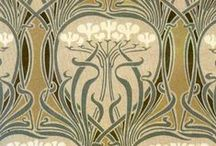 Rene Beauclair designs (art nouveau)