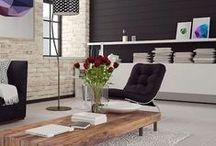 Kodin sisustus / Ideoita ja vinkkejä (myös DIY) kotisi sisustukseen ja remontointiin.