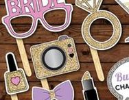 Party Props - Photo Booth