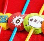 Superhero Children's Party Pack