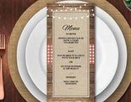 Printable Dinner Menus