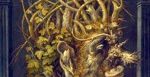 1500s | Mannerism / 16世紀 | マニエリスム 極端な強調、歪曲 不合理な諸原理を表現 型にはまった生気の欠けた作品