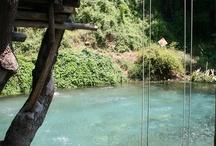 ponds/swimming pools / by debbie bakos