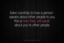 Words of Wisdom / by Kim Abersold