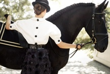For the love of the Horse / Lovely images of equestrians and their style, accouterments and passion for horses.