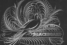 THE BLACKBOARD / by Karen Solo