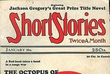 SHORT STORIES / by Karen Solo