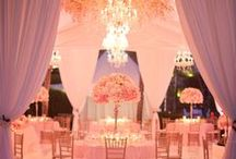 Tent Drapery & Lighting Inspiration / by Orlando Wedding & Party Rentals