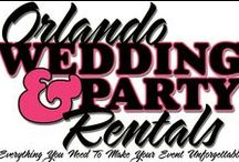 The OWPR Team / by Orlando Wedding & Party Rentals