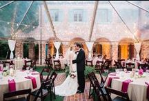 Casa Feliz Weddings / by Orlando Wedding & Party Rentals