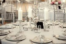Winter Wedding Details / Bright snowy whites combined with touches of reds and greens transforms a wedding into the perfect winter wonderland! Here's inspiration to transform your wedding or event.  / by Orlando Wedding & Party Rentals