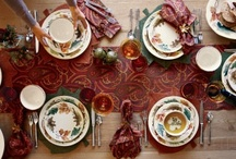 Gather Round the Table with BA / by Veronica Brown