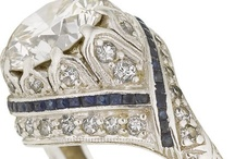 Delightful Diamonds / Collection of fine diamonds, vintage and contemporary