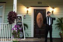 The Veranda / by Orlando Wedding & Party Rentals