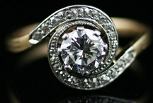 Diamonds (My Fav Jewel) / by MaryAnn Nettie Strobel