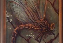 Dragonflies / by MaryAnn Nettie Strobel