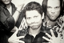 Sam, Dean, and Cas: My Favorite Boys