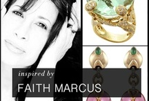 Spring Jewels / Faith Marcus, artist and founder of luxury jewelry line Faith Marcus Designs, shares her top spring selections with 1stdibs. With selects from Dior, Buccellatti, and Tiffany & Co., the baubles are even more glorious than the weather.