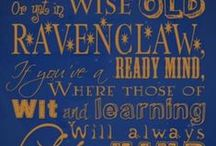 wit beyond measure :: Ravenclaw love