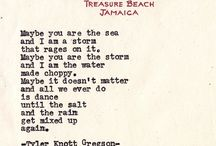 Poetry/ Words That Speak