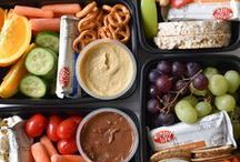 KID LUNCHBOX IDEAS / Helping moms get creative with their children's lunches.