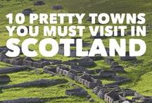 Scotland Travel Inspiration / 0
