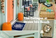 Home Tours / Step inside these coastal, beach & nautical style decorated homes!