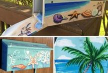 Coastal Art / Art that captures the essence of the sea, beach and shore.