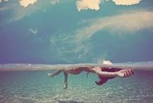 across the sea / by Priscila Kubo