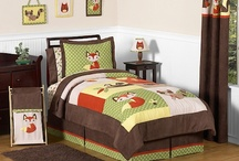 Little Boy's Bedding Sets / Boy's bedding sets with matching room decor / by Kids Room Treasures