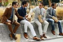Looks We Love: Gents / Head-to-toe dapper. / by Mario's