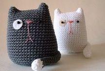 Fabric Animal Things / by Stephanie Millner