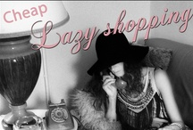Event#Lazy Shopping at showroom / by Giorgia Mirabella