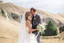 Real Weddings / Weddings by Meredith Lord Photography | New Zealand + Destination Photographer