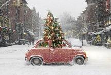 Christmas / by Andrea Imdacha