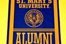 StMU stuff / by St. Mary's University