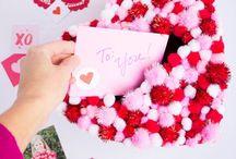 Valentinstag / Valentinstags // Valentine's Day